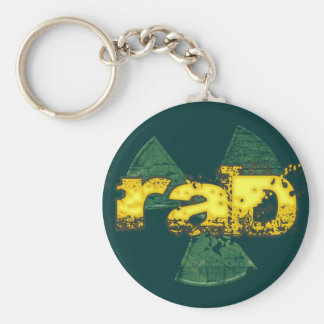 Rad Key Chain