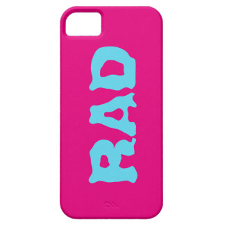'RAD' phone case. iPhone SE/5/5s Case