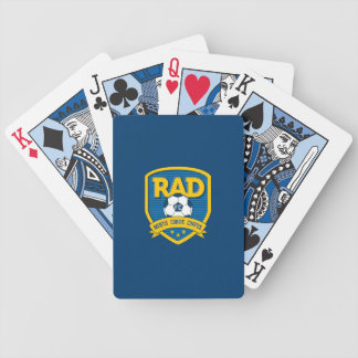 RAD Playing Cards