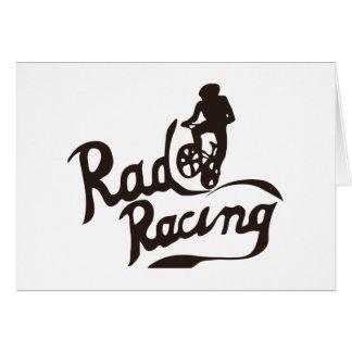 rad racing cards