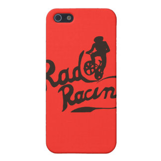 rad racing case for iPhone SE/5/5s