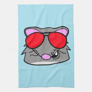 Rad Rat Kitchen Towel