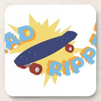 Rad Ripper Skateboard Coaster