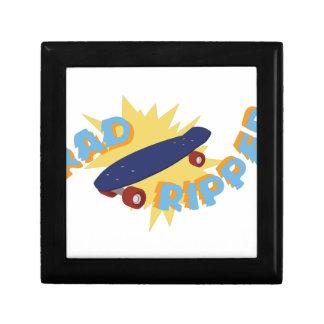 Rad Ripper Skateboard Gift Box