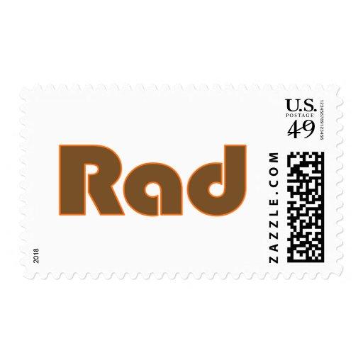 Rad Sello Postal