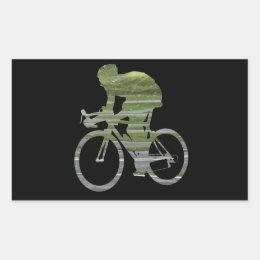 Rad Sports serpentine Artwork 02 Rectangular Sticker