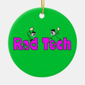 Rad Tech Christmas Ornament