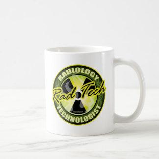 Rad Tech Classic White Coffee Mug