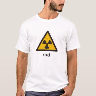rad, traditional radiation symbol T-Shirt
