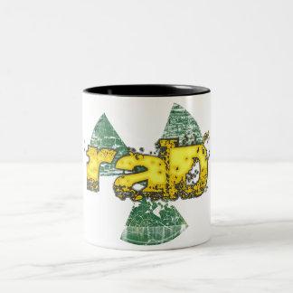 Rad Two-Tone Coffee Mug