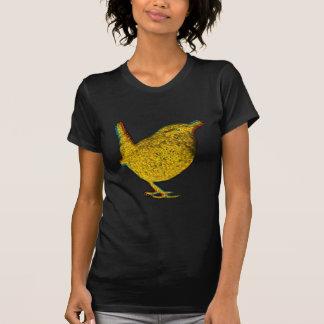 Rad Yellow Bird T-shirt