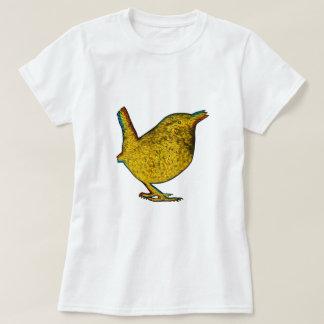 Rad Yellow Bird T Shirt