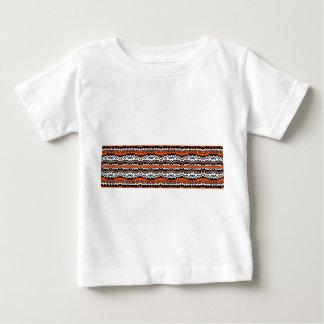RAD ZAG DESIGN Orange & Black Baby T-Shirt