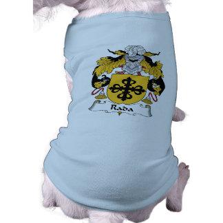 Rada Family Crest Dog Tee