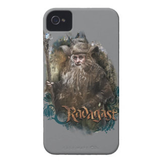 RADAGAST™ con nombre Carcasa Para iPhone 4 De Case-Mate