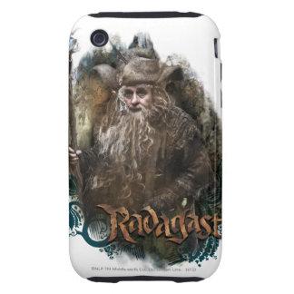 RADAGAST™ con nombre Funda Resistente Para iPhone 3