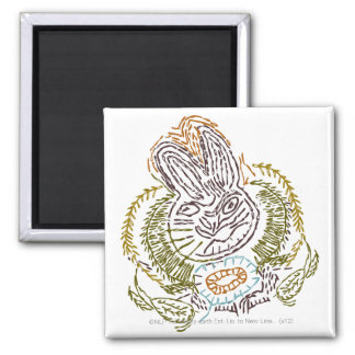 RADAGAST™ Embroidery 2 Inch Square Magnet