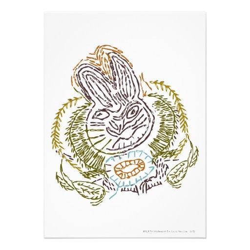 RADAGAST™ Embroidery Invites