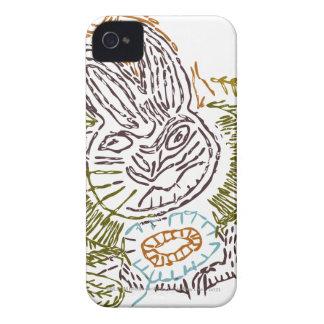 RADAGAST™ Embroidery iPhone 4 Case-Mate Case