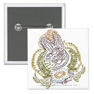 RADAGAST™ Embroidery Pinback Button