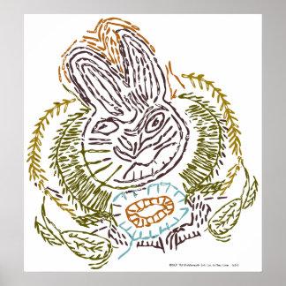 RADAGAST™ Embroidery Poster