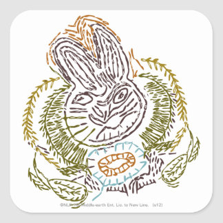 RADAGAST™ Embroidery Square Sticker