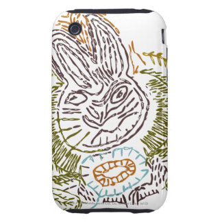 RADAGAST™ Embroidery Tough iPhone 3 Cover