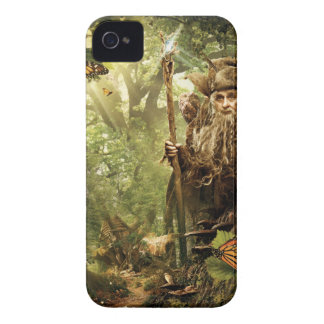 RADAGAST™ en bosque Carcasa Para iPhone 4 De Case-Mate