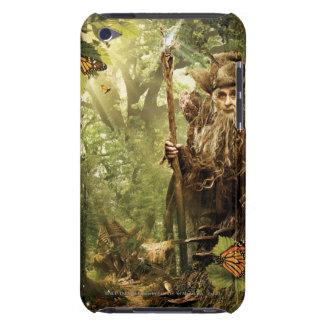 RADAGAST™ en bosque Case-Mate iPod Touch Carcasas
