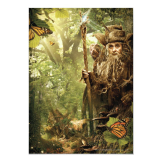 RADAGAST™ in Forest Card
