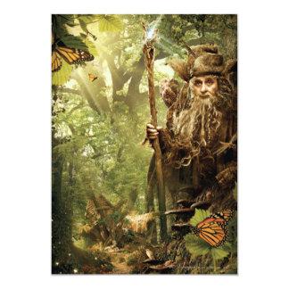 RADAGAST™ in Forest Card