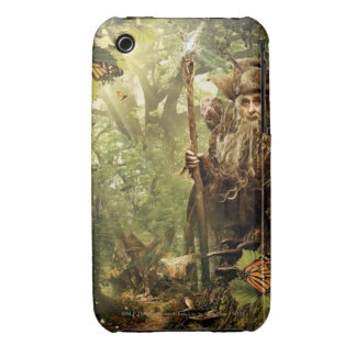 RADAGAST™ in Forest iPhone 3 Cover