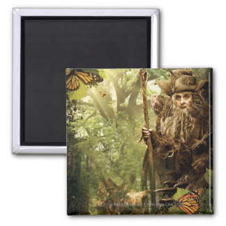 RADAGAST™ in Forest Refrigerator Magnet