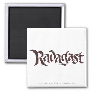 RADAGAST™ Name Solid 2 Inch Square Magnet