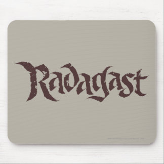 RADAGAST™ Name Solid Mouse Pad