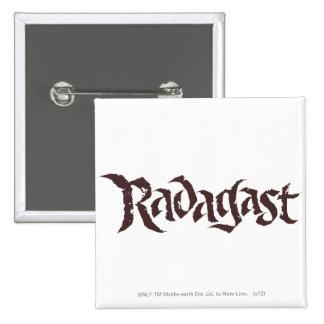 RADAGAST™ Name Solid Pinback Button