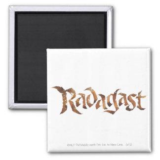 RADAGAST™ Name Textured 2 Inch Square Magnet