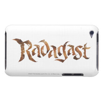 RADAGAST™ Name Textured iPod Touch Case-Mate Case