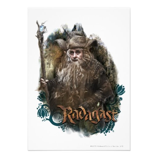 RADAGAST™ With Name Announcements
