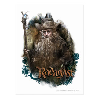 RADAGAST™ With Name Postcard
