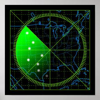 Radar3 Poster