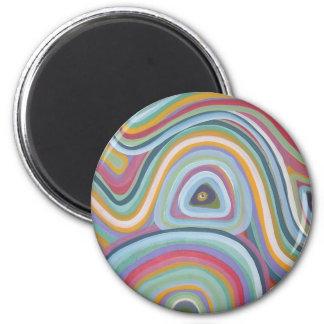 """""""Radar"""" 2 Inch Round Magnet"""