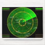 radar alfombrilla de raton