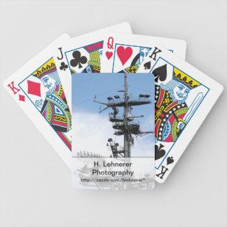 Radar Bicycle Playing Cards