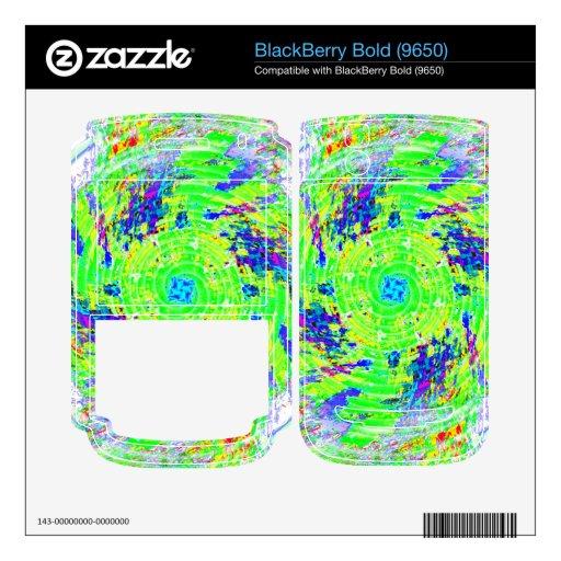 Radar BlackBerry Calcomanía