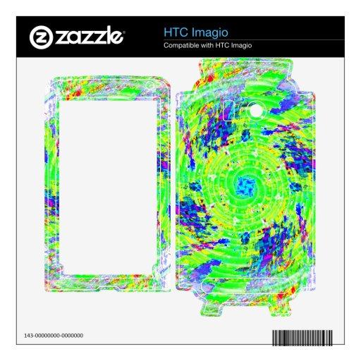 Radar Calcomanías Para HTC Imagio