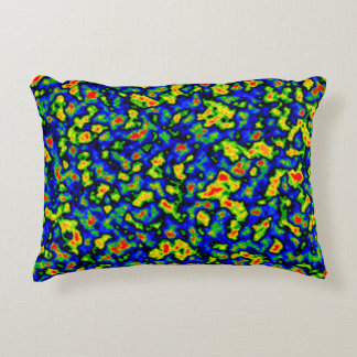 Radar Clouds Accent Pillow
