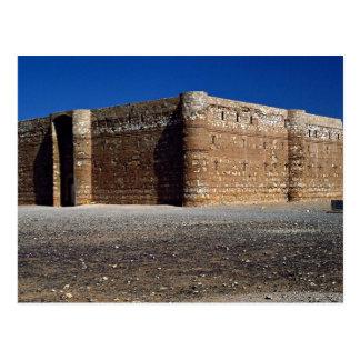 Radar de vigilancia aérea Kharana, Jordania Tarjeta Postal
