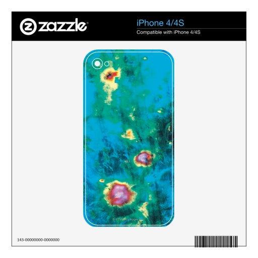 Radar Image Data iPhone 4S Skin