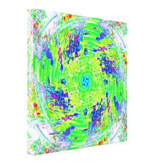 Radar Impresiones En Lienzo Estiradas